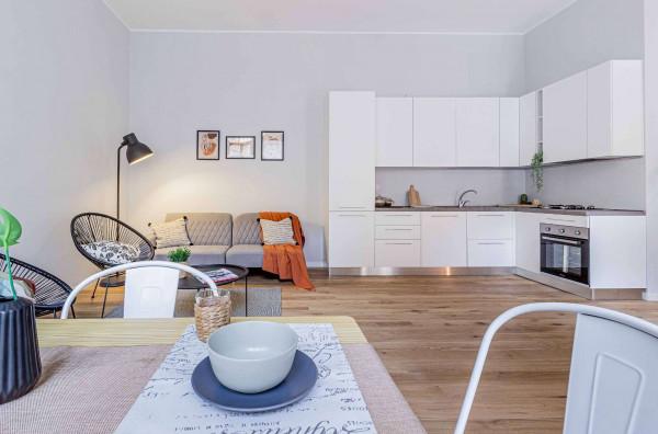 Appartamento in vendita a Milano, Pezzotti - Meda, Arredato, 70 mq - Foto 12