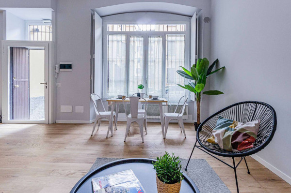 Appartamento in vendita a Milano, Pezzotti - Meda, Arredato, 70 mq - Foto 1
