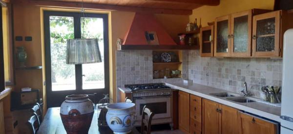 Rustico/Casale in vendita a Montecosaro, Arredato, con giardino, 250 mq - Foto 9