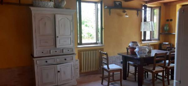 Rustico/Casale in vendita a Montecosaro, Arredato, con giardino, 250 mq - Foto 13
