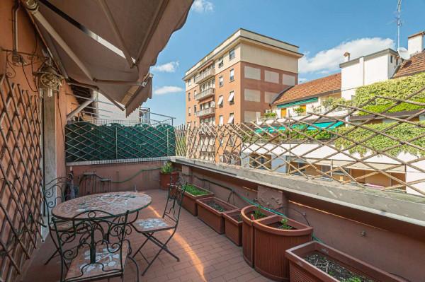 Appartamento in vendita a Milano, De Angeli, 65 mq