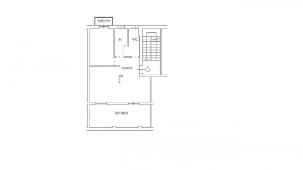 Appartamento in vendita a Milano, De Angeli, 65 mq - Foto 2