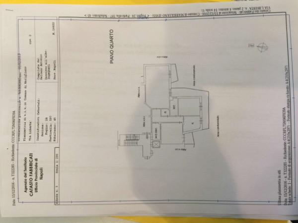 Appartamento in vendita a Marigliano, Centrale, 170 mq - Foto 6
