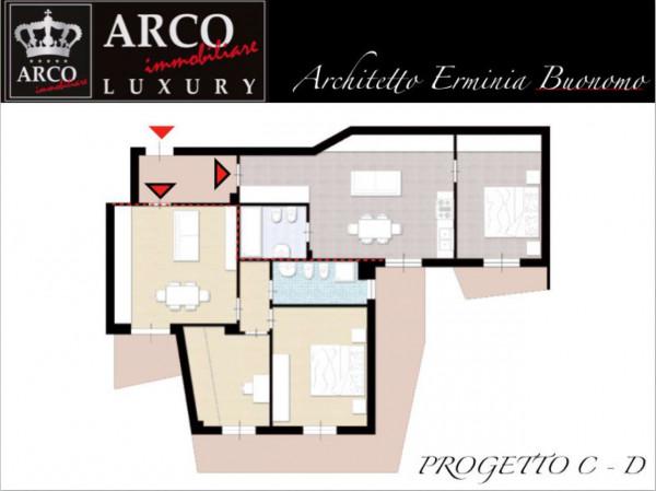 Appartamento in vendita a Marigliano, Centrale, 170 mq - Foto 3