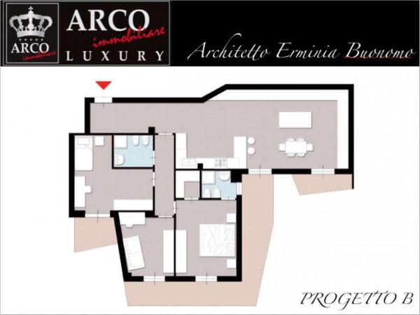 Appartamento in vendita a Marigliano, Centrale, 170 mq - Foto 4