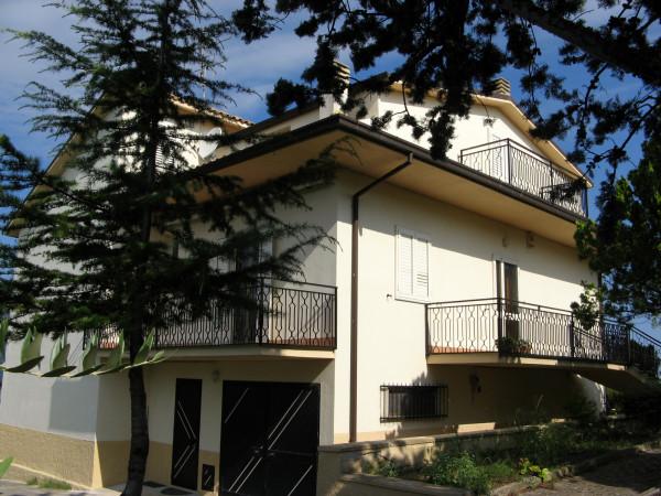 Villa in vendita a Bolognano, Frazione, Con giardino, 300 mq - Foto 3