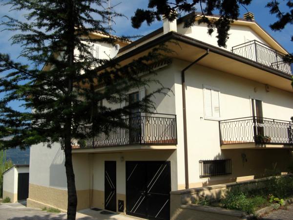 Villa in vendita a Bolognano, Frazione, Con giardino, 300 mq - Foto 11
