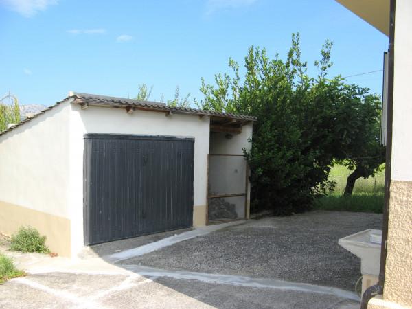 Villa in vendita a Bolognano, Frazione, Con giardino, 300 mq - Foto 12