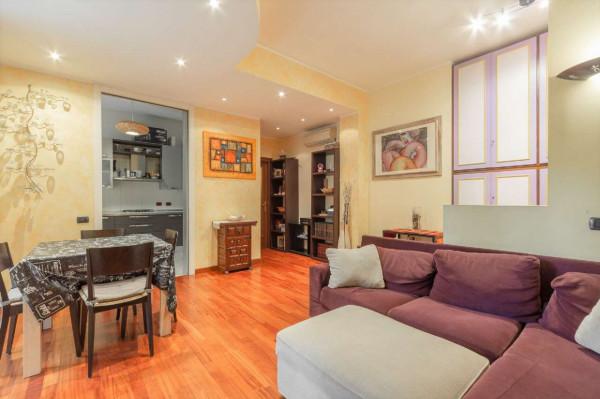 Appartamento in vendita a Milano, Vigentino, Con giardino, 95 mq