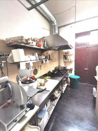 Locale Commerciale  in vendita a Torino, Arredato, 70 mq - Foto 8