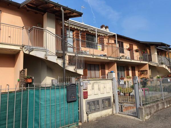 Appartamento in vendita a Boffalora d'Adda, Residenziale, 93 mq