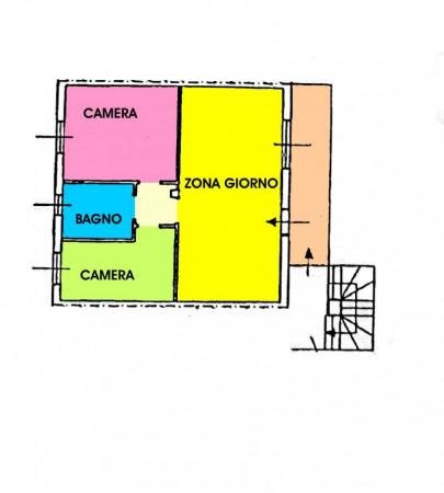 Appartamento in vendita a Boffalora d'Adda, Residenziale, 93 mq - Foto 2