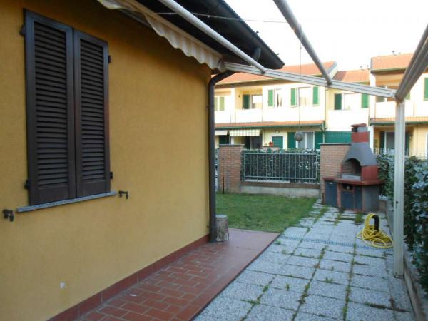 Villa in vendita a Monte Cremasco, Residenziale, Con giardino, 181 mq - Foto 12