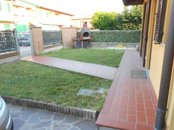 Villa in vendita a Monte Cremasco, Residenziale, Con giardino, 181 mq - Foto 22