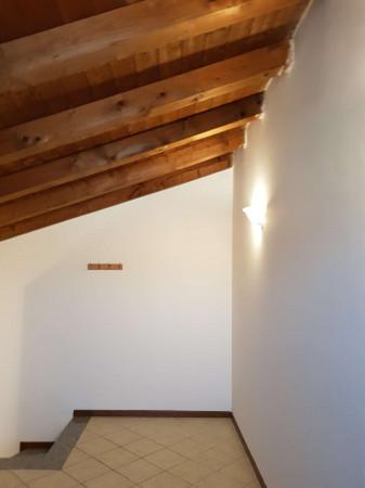 Villa in vendita a Monte Cremasco, Residenziale, Con giardino, 181 mq - Foto 32