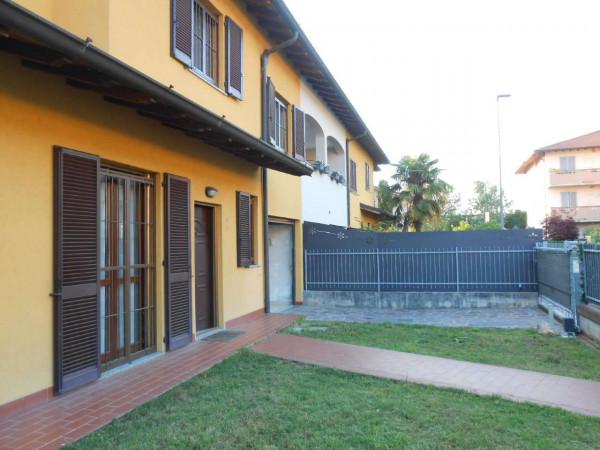 Villa in vendita a Monte Cremasco, Residenziale, Con giardino, 181 mq - Foto 7