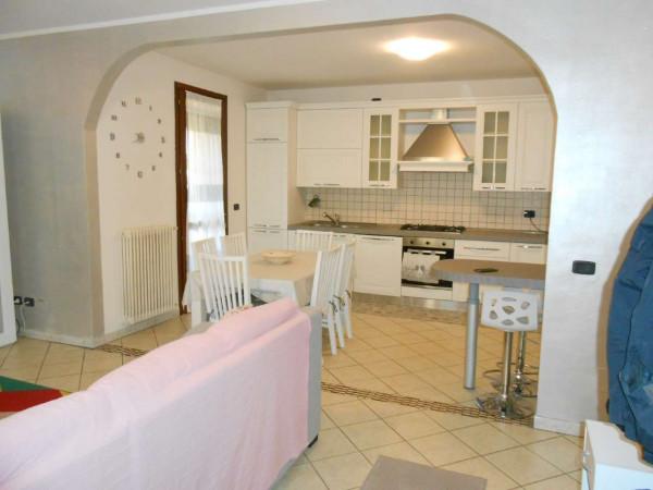 Villa in vendita a Monte Cremasco, Residenziale, Con giardino, 181 mq - Foto 81