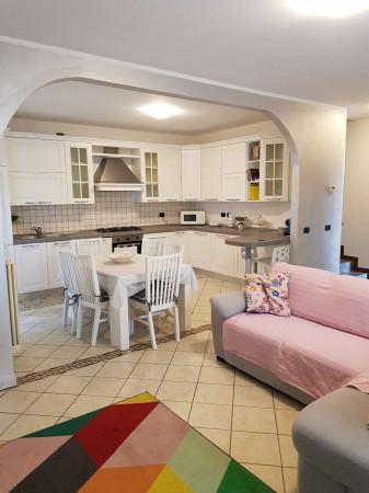 Villa in vendita a Monte Cremasco, Residenziale, Con giardino, 181 mq - Foto 65
