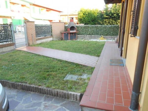 Villa in vendita a Monte Cremasco, Residenziale, Con giardino, 181 mq - Foto 26