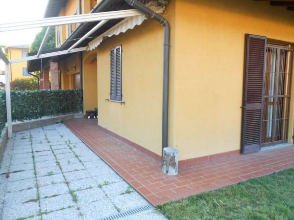Villa in vendita a Monte Cremasco, Residenziale, Con giardino, 181 mq - Foto 16