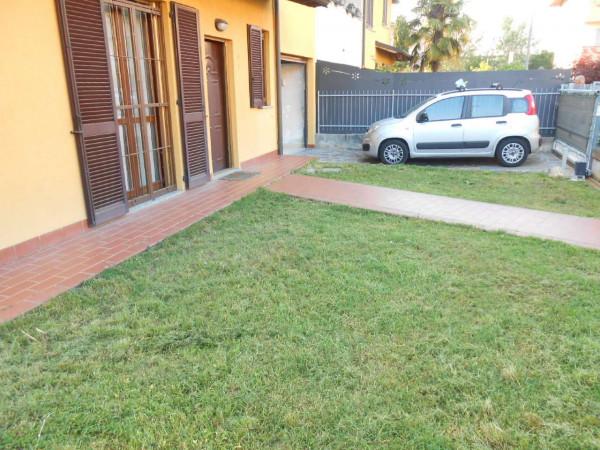 Villa in vendita a Monte Cremasco, Residenziale, Con giardino, 181 mq - Foto 24