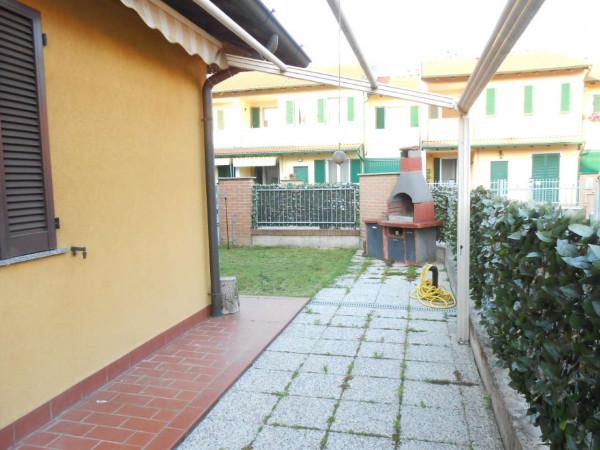 Villa in vendita a Monte Cremasco, Residenziale, Con giardino, 181 mq - Foto 6