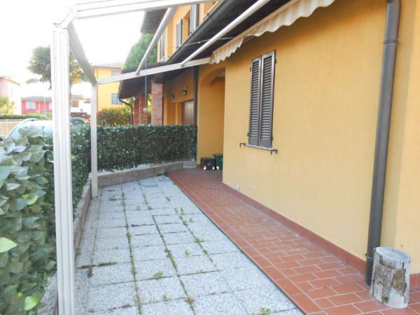 Villa in vendita a Monte Cremasco, Residenziale, Con giardino, 181 mq - Foto 17