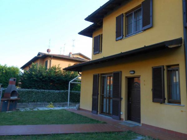 Villa in vendita a Monte Cremasco, Residenziale, Con giardino, 181 mq - Foto 10