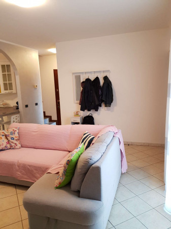 Villa in vendita a Monte Cremasco, Residenziale, Con giardino, 181 mq - Foto 72