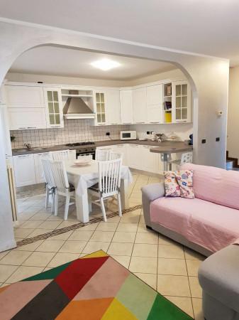 Villa in vendita a Monte Cremasco, Residenziale, Con giardino, 181 mq - Foto 91