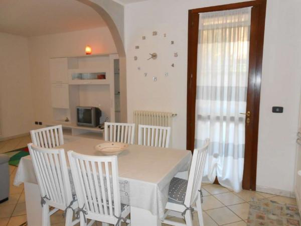Villa in vendita a Monte Cremasco, Residenziale, Con giardino, 181 mq - Foto 63