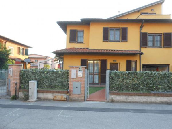 Villa in vendita a Monte Cremasco, Residenziale, Con giardino, 181 mq - Foto 13