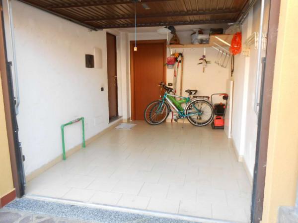 Villa in vendita a Monte Cremasco, Residenziale, Con giardino, 181 mq - Foto 83