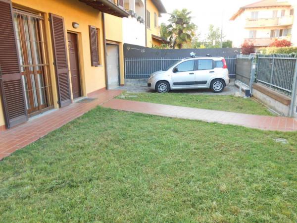 Villa in vendita a Monte Cremasco, Residenziale, Con giardino, 181 mq - Foto 21