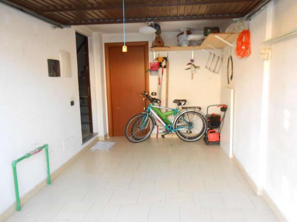 Villa in vendita a Monte Cremasco, Residenziale, Con giardino, 181 mq - Foto 27