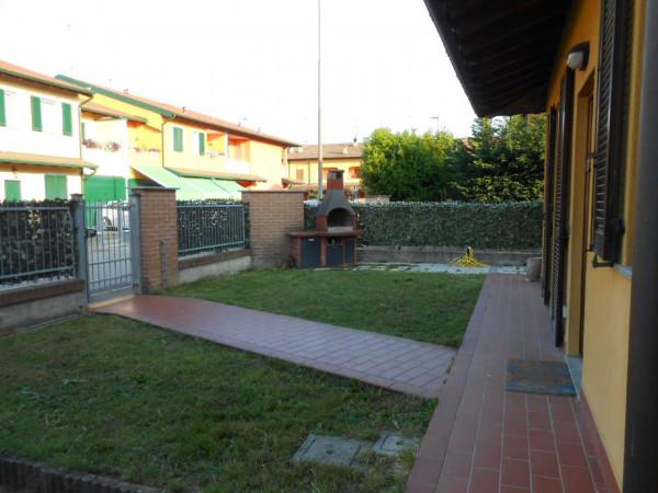 Villa in vendita a Monte Cremasco, Residenziale, Con giardino, 181 mq - Foto 23