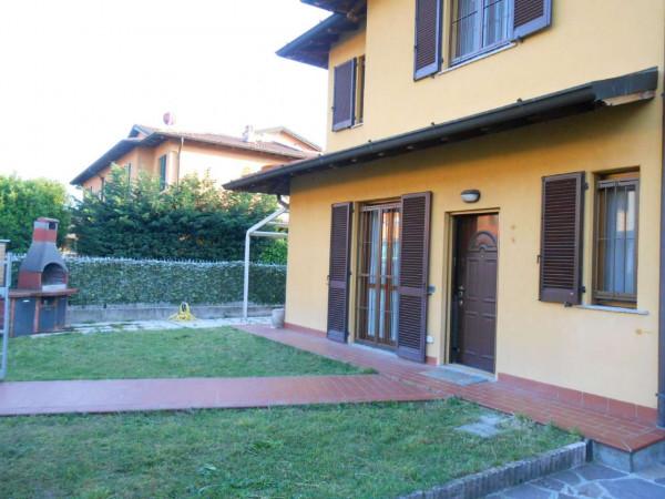 Villa in vendita a Monte Cremasco, Residenziale, Con giardino, 181 mq - Foto 11