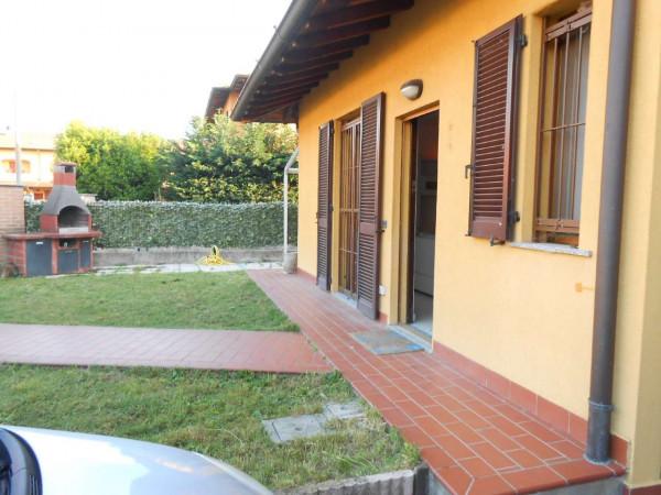 Villa in vendita a Monte Cremasco, Residenziale, Con giardino, 181 mq - Foto 15