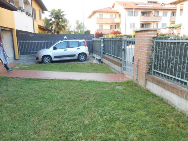 Villa in vendita a Monte Cremasco, Residenziale, Con giardino, 181 mq - Foto 14