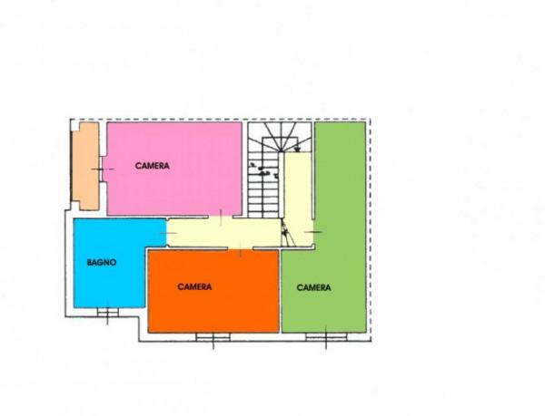Villa in vendita a Monte Cremasco, Residenziale, Con giardino, 181 mq - Foto 4