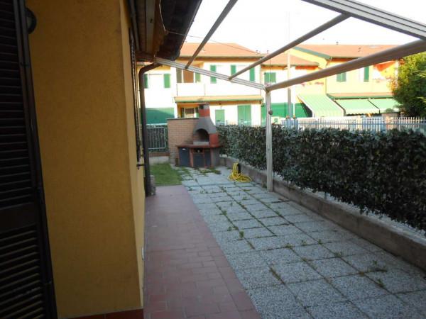 Villa in vendita a Monte Cremasco, Residenziale, Con giardino, 181 mq - Foto 18