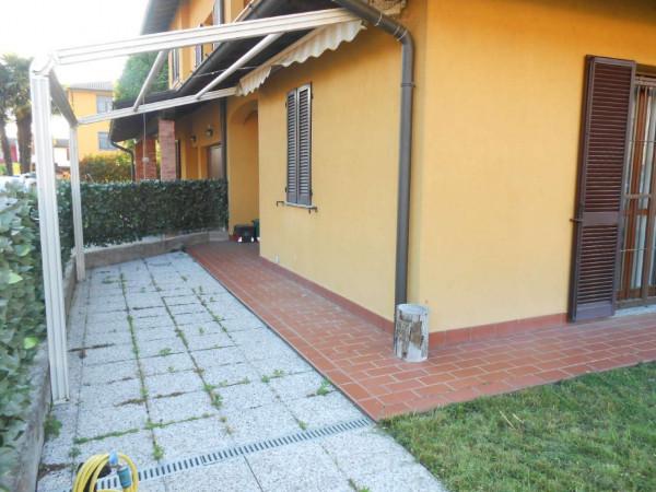 Villa in vendita a Monte Cremasco, Residenziale, Con giardino, 181 mq - Foto 25