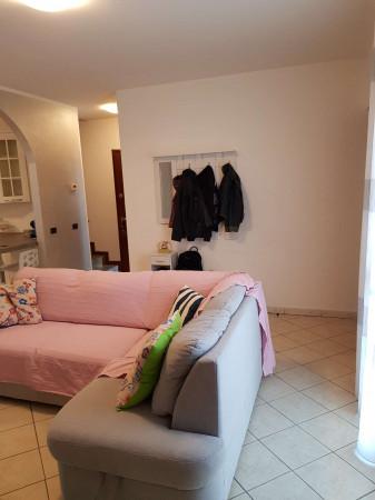 Villa in vendita a Monte Cremasco, Residenziale, Con giardino, 181 mq - Foto 70