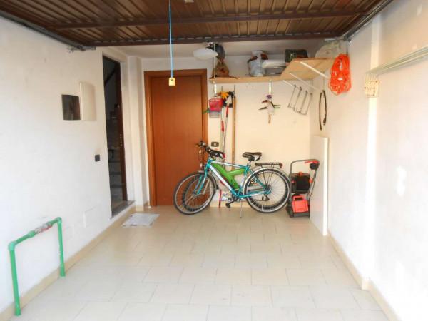 Villa in vendita a Monte Cremasco, Residenziale, Con giardino, 181 mq - Foto 73