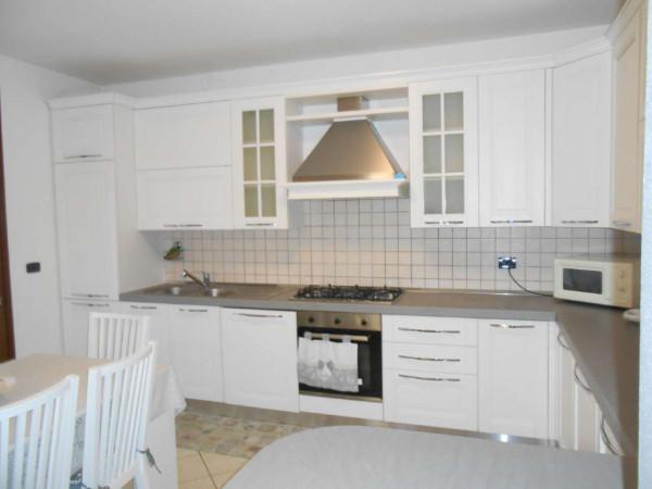 Villa in vendita a Monte Cremasco, Residenziale, Con giardino, 181 mq - Foto 90