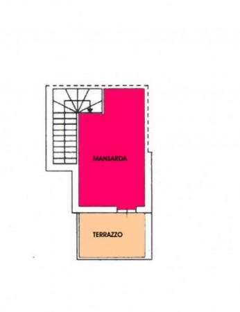 Villa in vendita a Monte Cremasco, Residenziale, Con giardino, 181 mq - Foto 3