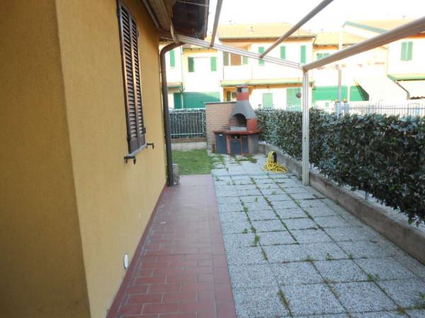 Villa in vendita a Monte Cremasco, Residenziale, Con giardino, 181 mq - Foto 19