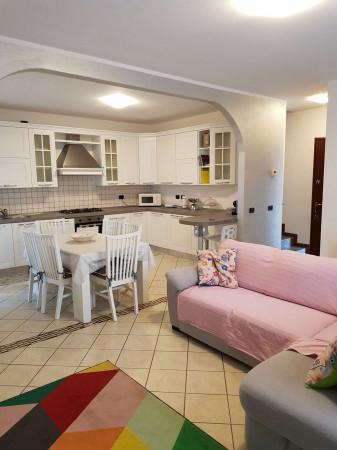 Villa in vendita a Monte Cremasco, Residenziale, Con giardino, 181 mq - Foto 71
