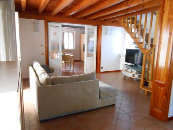Villa in vendita a Bagnolo Cremasco, Residenziale, Con giardino, 275 mq - Foto 1