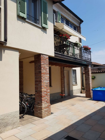 Villa in vendita a Bagnolo Cremasco, Residenziale, Con giardino, 275 mq - Foto 49